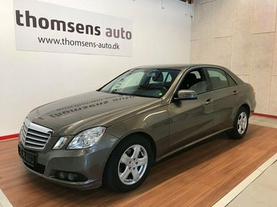 used Mercedes E200 2 CDi aut. BE