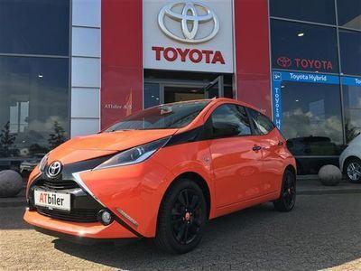 brugt Toyota Aygo 1,0 VVT-I X-Cite 68HK 5d