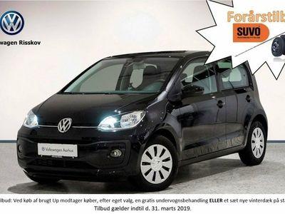 käytetty VW up! Up! 1,0 MPi 60 MoveBMT