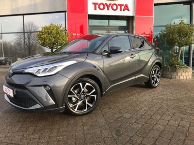 brugt Toyota C-HR 1,8 B/EL C-LUB Business Smart Multidrive S 122HK 5d Aut.