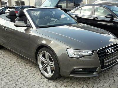 brugt Audi A5 Cabriolet 1,8 TFSi 170 Multitr.
