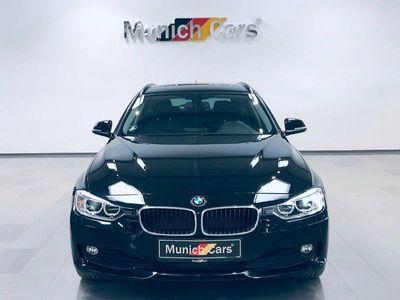 brugt BMW 318 d 2,0 Touring