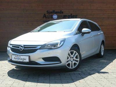 brugt Opel Astra 6 CDTi 136 Enjoy Sports Tourer