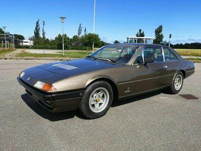 brugt Ferrari 400 GTA Columbo V12