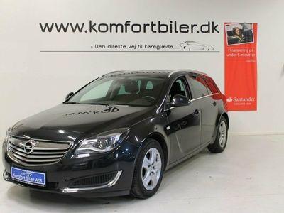 gebraucht Opel Insignia 2,0 CDTi 140 Cosmo ST eco