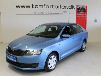 second-hand Skoda Rapid 1,4 TSi 122 Ambition DSG