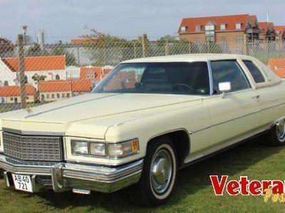 brugt Cadillac Coupé DeVille Cadillac Coupe De Ville