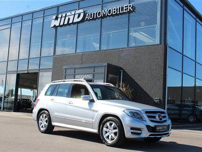 brugt Mercedes GLK220 d 2,1 CDI BlueEfficiency 170HK 5d 7g Aut.