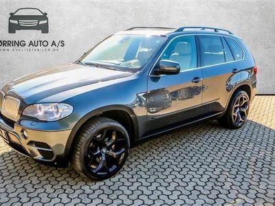 brugt BMW X5 40D 3,0 D XDrive 306HK Van 8g Aut. - Varebil - gråmetal