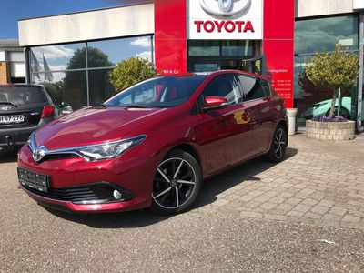 brugt Toyota Auris 1,2 T T2 Style Skyview 116HK 5d 6g