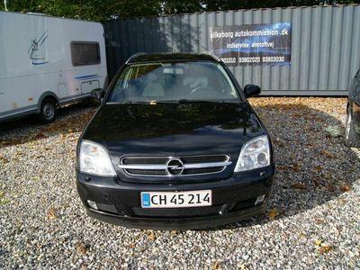 brugt Opel Vectra 2,2 Direct Elegance Wagon aut.