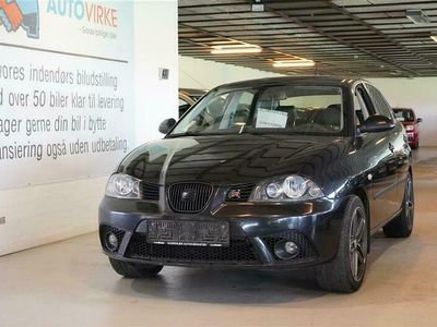 brugt Seat Ibiza 1,9 TDI PD Reference 100HK 5d