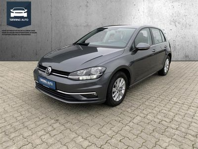 brugt VW Golf 1,4 TSI BMT Comfortline 125HK 5d 6g - Personbil - Gråmetal