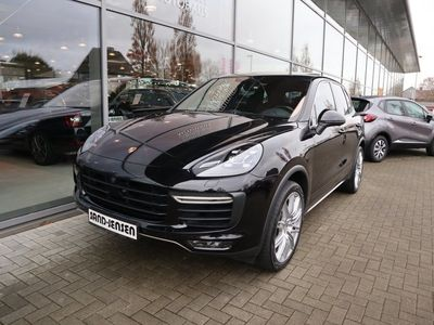 used Porsche Cayenne Turbo 4,8 Tiptr. Van