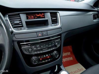 brugt Peugeot 508 2,0 HDI Allure 163HK Stc 6g