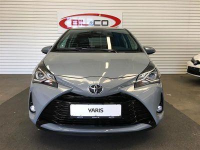 brugt Toyota Yaris 1,5 VVT-I T2 Premium 112HK 5d 6g