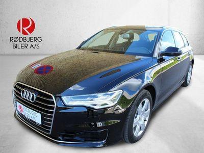 brugt Audi A6 2,0 TDi 190 Ultra Avant S-tr.