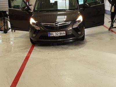 brugt Opel Zafira Tourer 1,4 Turbo