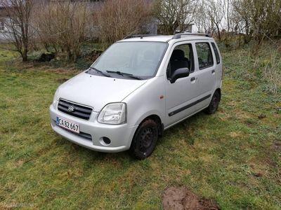 brugt Suzuki Wagon R+ 1,3 GL 76HK