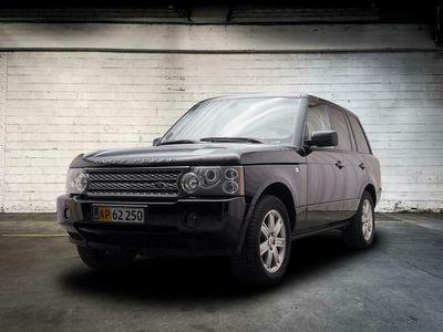 brugt Land Rover Range Rover Vouge