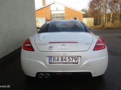 brugt Peugeot RCZ 2,0 HDI 163HK 2d 6g