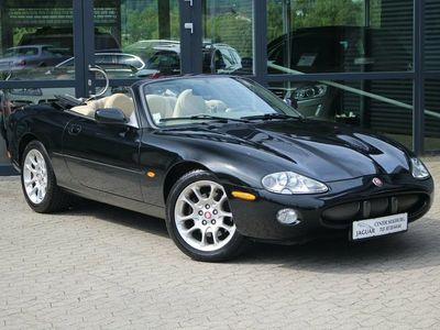 brugt Jaguar XKR 4,0 S/C Convertible