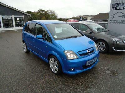 brugt Opel Meriva 1,6 OPC Activan