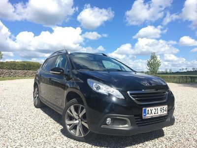 brugt Peugeot 2008 1,2 VTi Active Sky 82HK