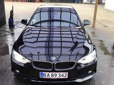 brugt BMW 420 420d d Coupé Steptronic 2,0