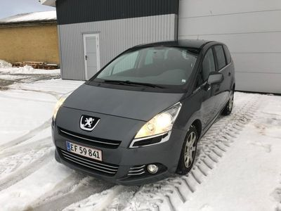 second-hand Peugeot 5008 1,6 HDI Premium 112HK 6g