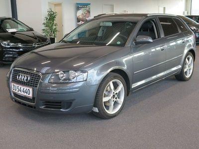 brugt Audi A3 Sportback 1,6 Attraction