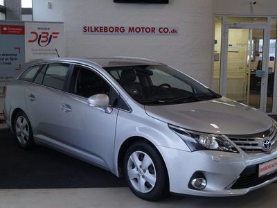 brugt Toyota Avensis 1,8 VVT-i T2 Touch stc.