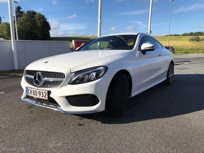 usado Mercedes C200 2,0 9G-Tronic 184HK 2d 9g Aut.