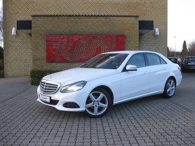 brugt Mercedes E200 2 BlueTEC Avantgarde aut.