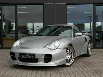 brugt Porsche 911 Turbo 911 Turbo3,6 Coupé 2d 3,6 Coupé 2d
