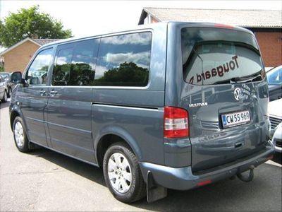 brugt VW Multivan 2,5 TDi 130 Comfortline