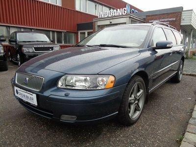 usado Volvo V70 2,4 D5 185 Momentum AWD
