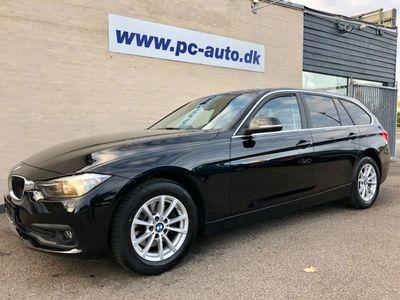 brugt BMW 320 d 2,0 Touring aut. 5d