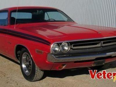 brugt Dodge Challenger 1971
