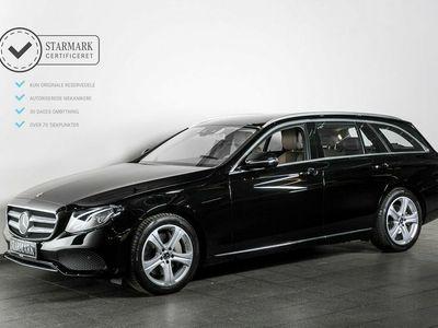 brugt Mercedes E350 3,0 Avantgarde stc. aut.
