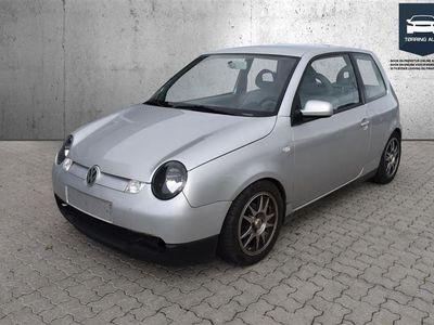 brugt VW Lupo 1,2 TDI 3L Tiptr. 61HK 3d Aut. - Personbil - Sølvmetal