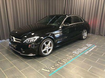 brugt Mercedes C250 2,0 AMG Line aut.