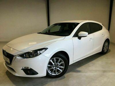 brugt Mazda 3 2,2 SkyActiv-D 150 Vision aut.