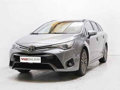 brugt Toyota Avensis Touring Sports 1,8 VVT-I T2 Premium + Læder 147HK Stc 6g