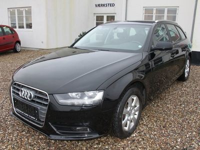 brugt Audi A4 2,0 TDi 150 Avant Multitr.