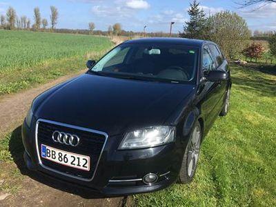 brugt Audi A3 1,6 TDI AUT.
