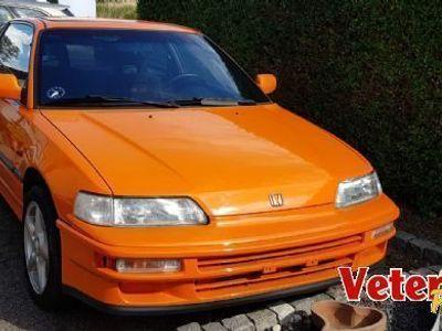 brugt Honda CR-X Civic1,6 I V-TEC