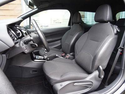 brugt Citroën DS3 1,2 med bagklap 5 Style 82HK 2d