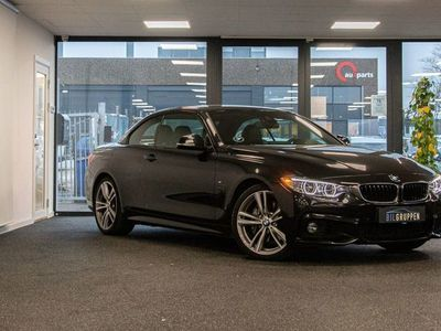 brugt BMW 435 i 3,0 Cabriolet M-Sport xDrive aut.