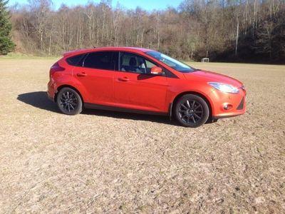 brugt Ford Focus 1,6 Trend 105HK 5d